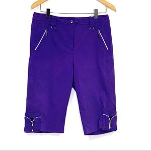 Jamie Sadock Bermuda Golf Shorts 8